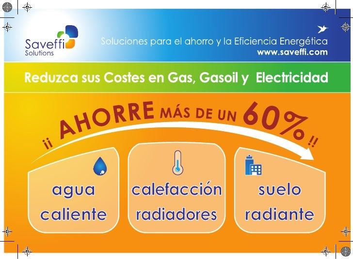 Promocion Biomasa+Termica Residencial Oct11 Saveffi