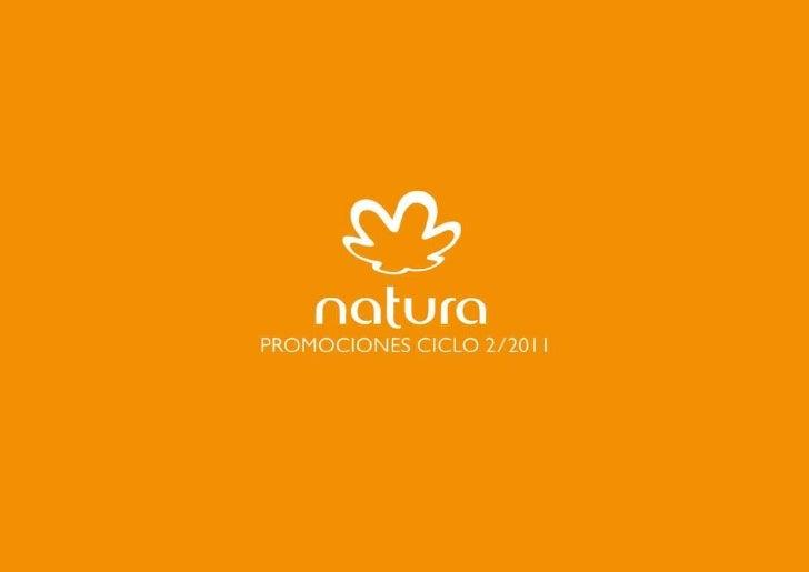 Promociones ciclo 02 2011