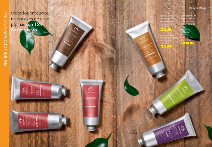 natura ekos                    todos los productospromocionesnatura                                           pulpa de lim...
