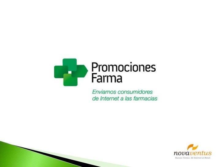 Promociones en la farmacia