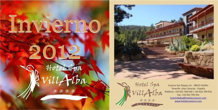 Promocion villalba invierno 2011   2012