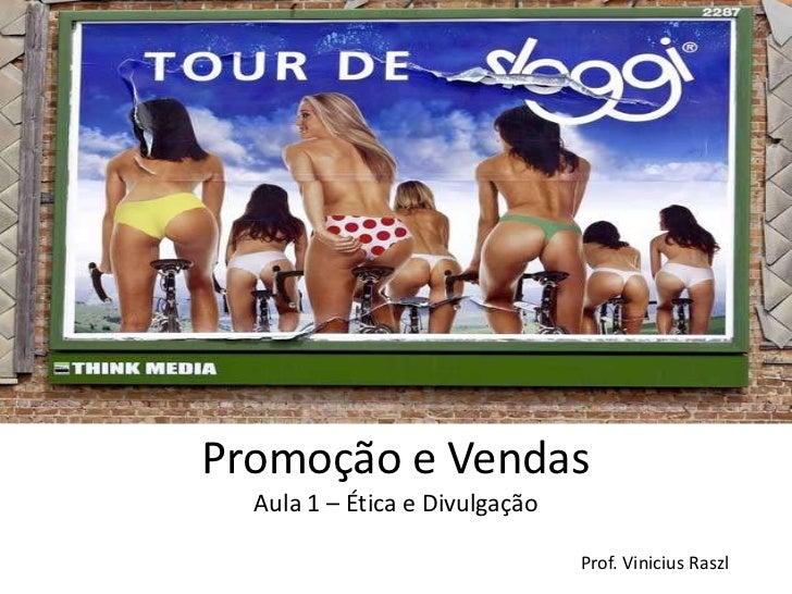 Promo e vendas 1