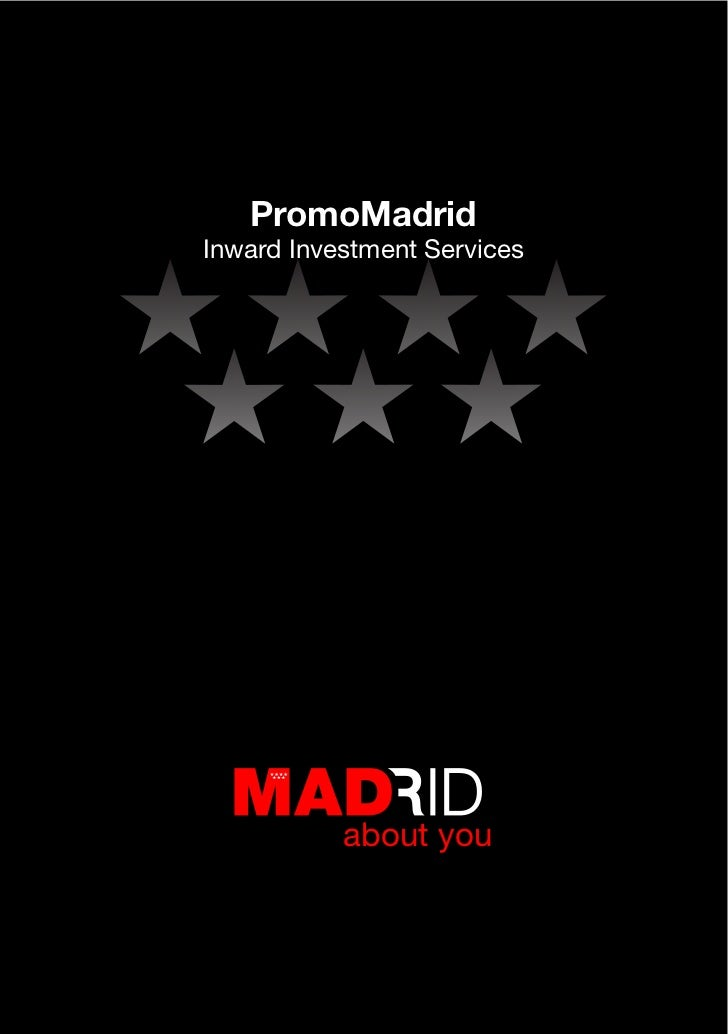 PromoMadrid Inward Investment Services