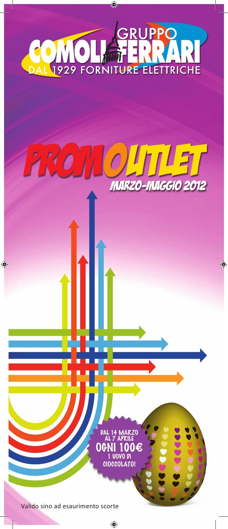 Promo outlet rit