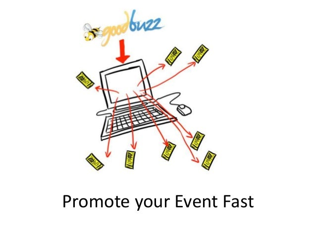 Promote your Event Fast