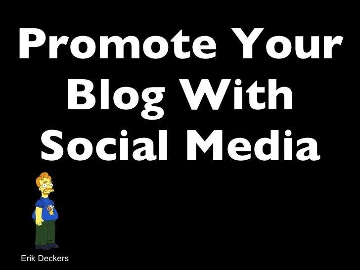 BlogIndiana 2009 - Promoting Blogs Through Social Media   Blog Indiana 2009