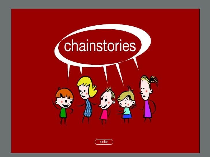 Chain Stories - European Union Language Project