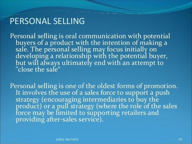 Do personal essays sell
