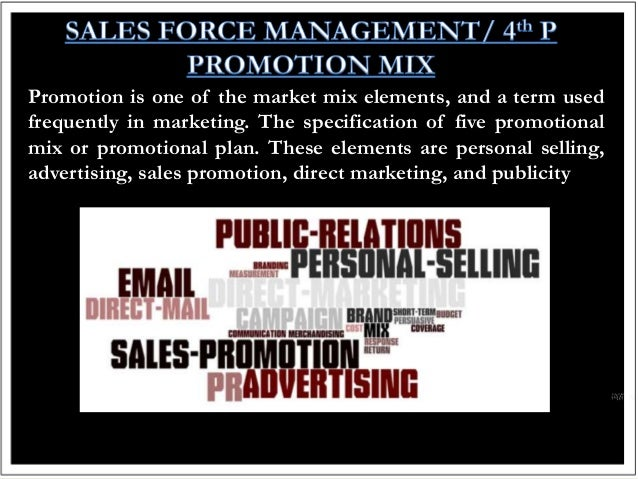 marketing mix elements essay
