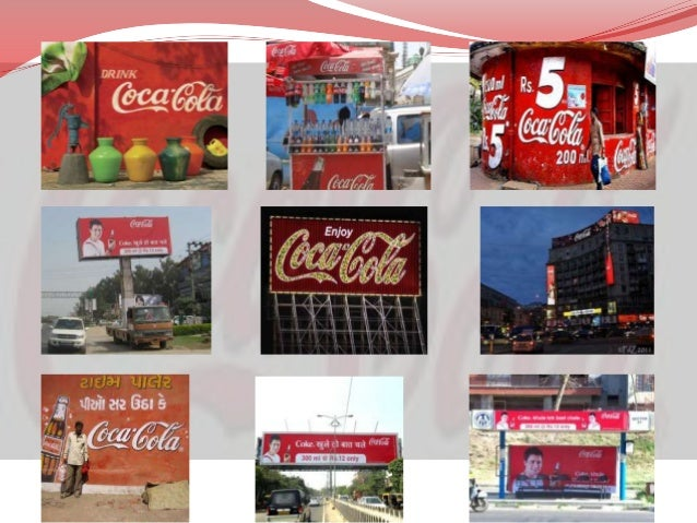 promotional mix of coca cola