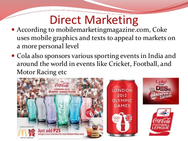 marketing mixes for coca cola marketing essay The marketing plan also covers the current position of the business, its target market and a set of marketing tools or marketing mix that business will use to achieve marketing objectives article information: this step-by-step guide covers all aspects of the marketing plan with a coca-cola example.