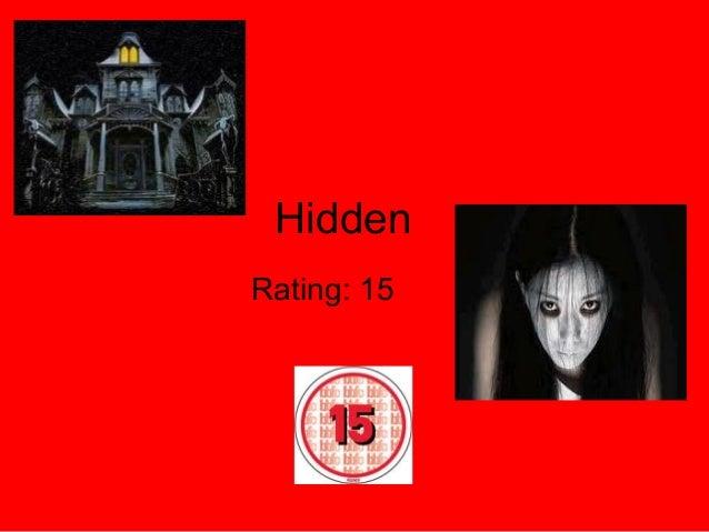 Hidden Rating: 15