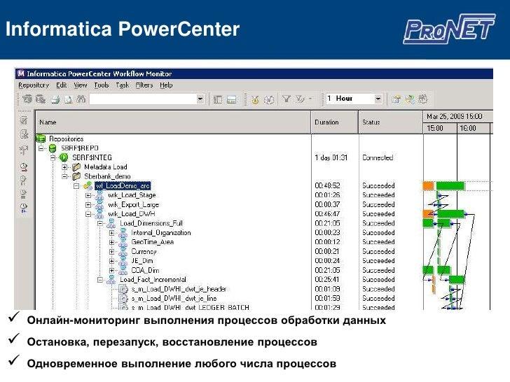 Informatica Powercenter Руководство На Русском - фото 7