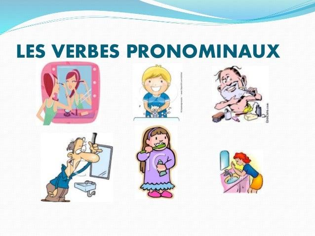 Pronominal Verbs