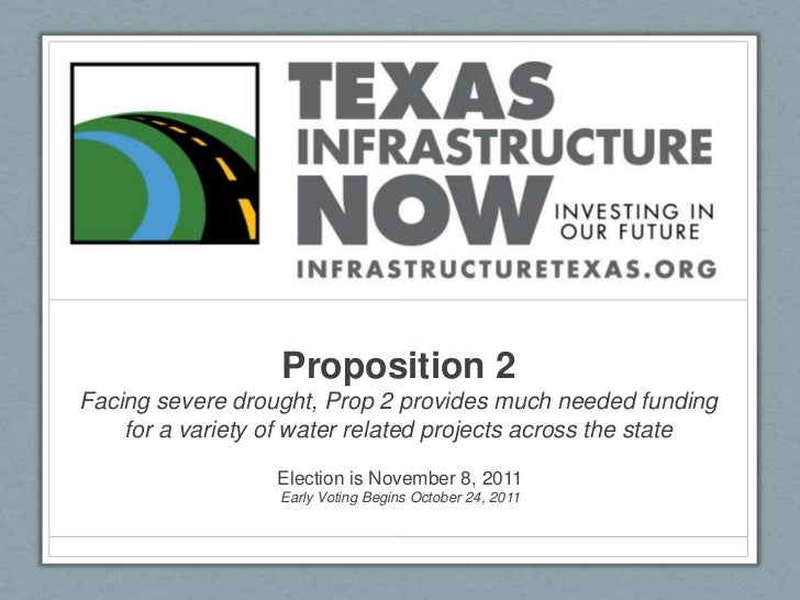 Proposition 2: An Investment in Our Future