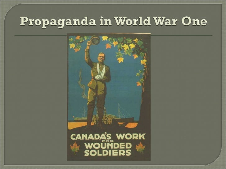    Propaganda is a specific type    of message presentation    aimed at serving an agenda.    At its root, the denotation...