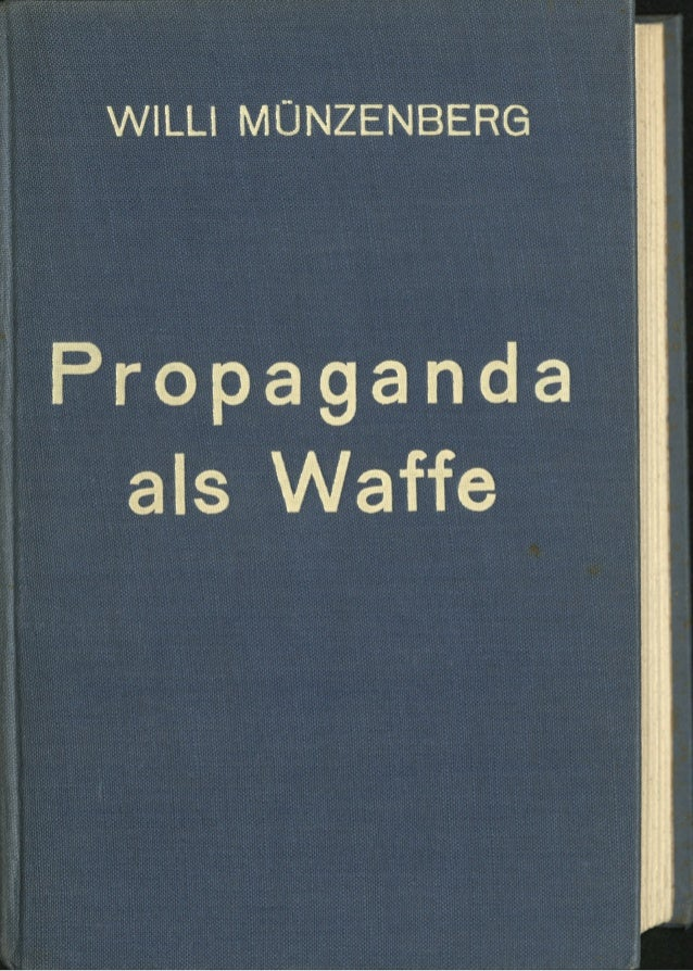 Propaganda als Waffe (1)
