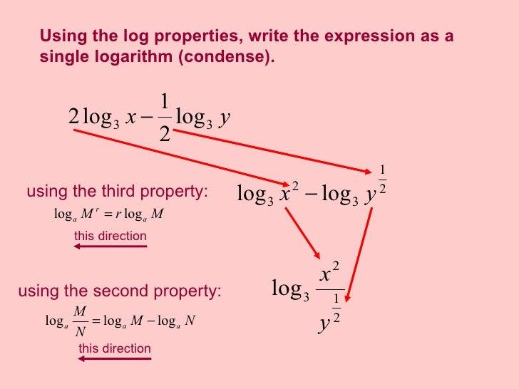 Logarithmic Equation Calculator