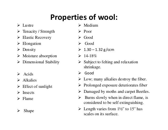 Properties of textile fibres. for fashion pptx