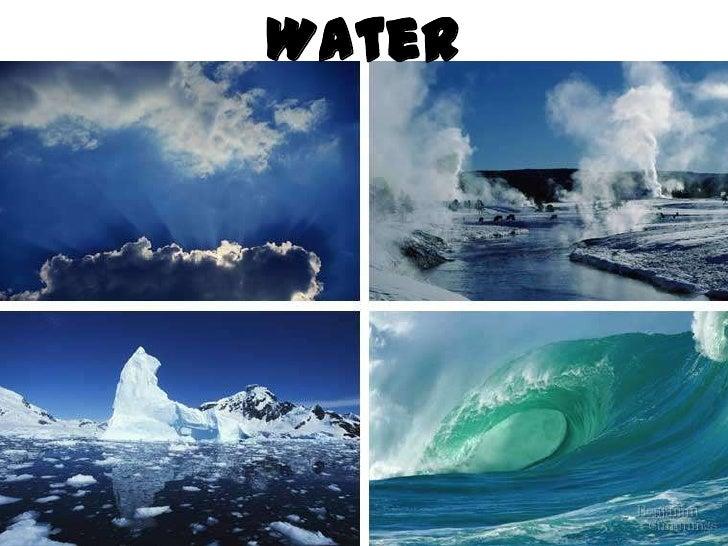 Properties of water ppt