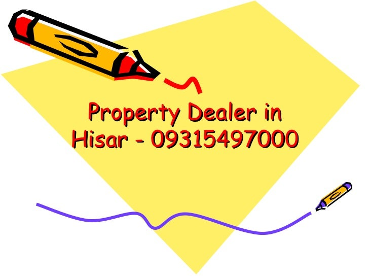 Commercial Plots in Hisar  - 09315497000