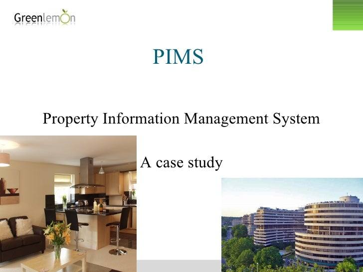 Property Management subject for study