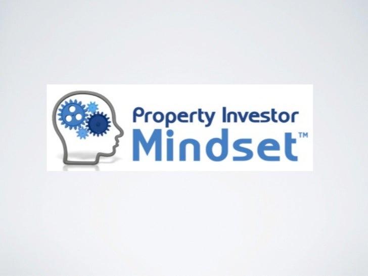 Property investor mindset test