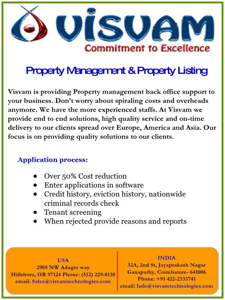 Propertymanagement