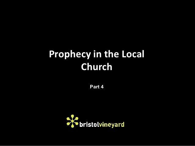 Prophecy - Part 4