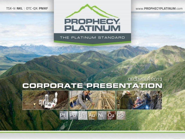 Prophecy platinum corporate_presentation