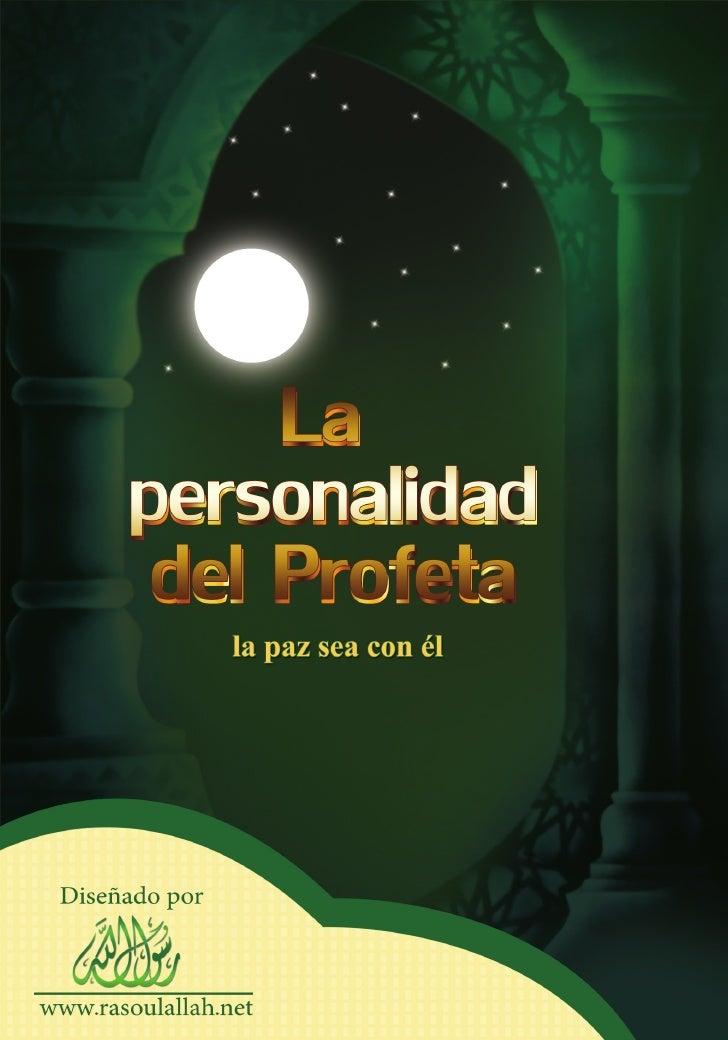 La personalidad del Profeta