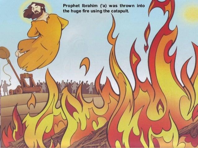 Prophet Ibrahim (a.s)