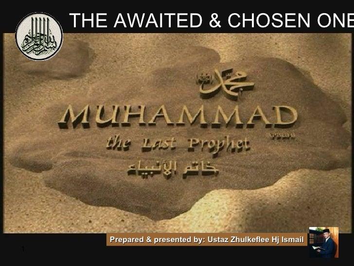 Prophet muhammad1[slideshare]