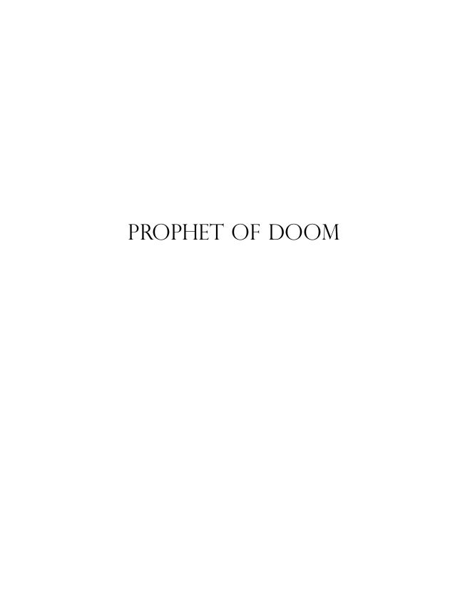 Prophet of doom_entire_book