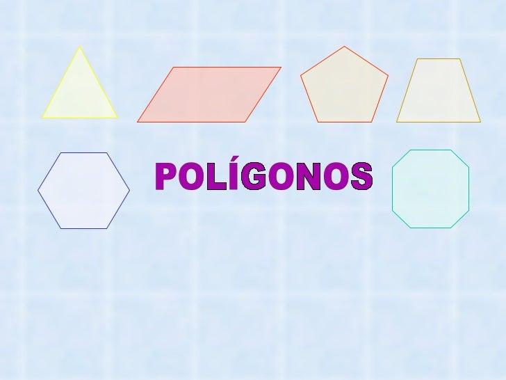 POLÍGONOS