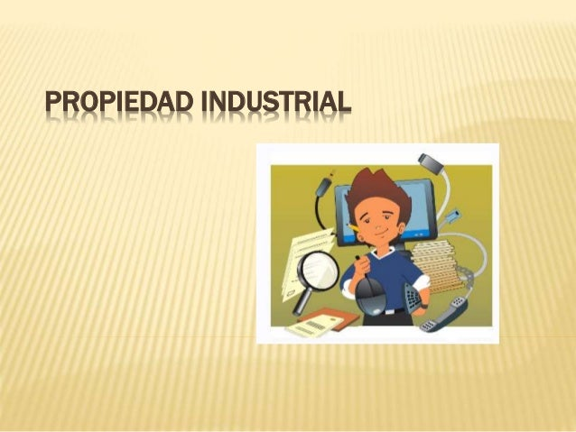 Propiedad industrial video