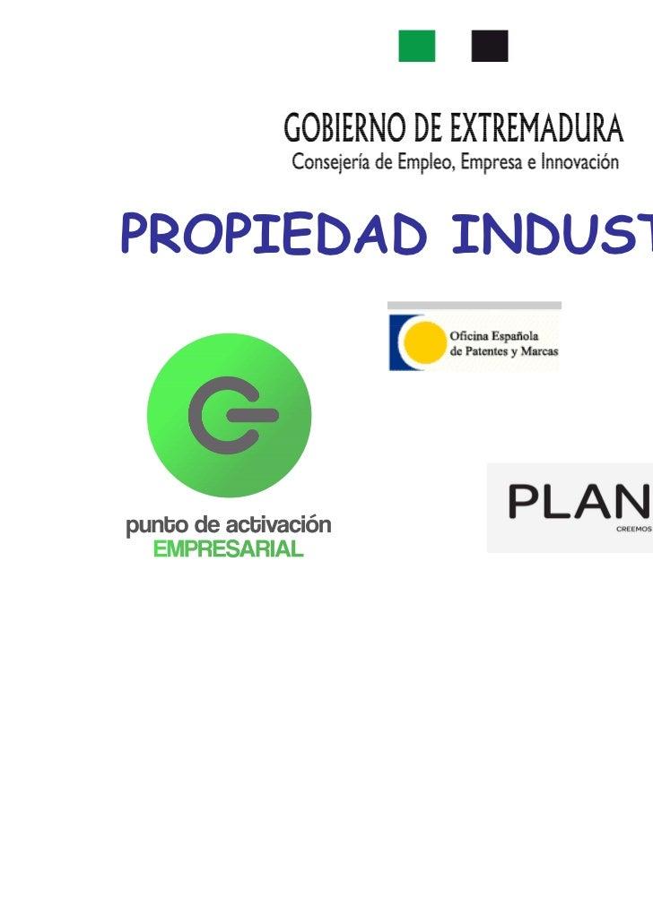 Propiedad industrial y registro de marcas 28 junio 2012