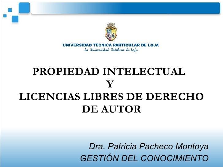 Propiedad Intelectual Derecho Constitucional[1]