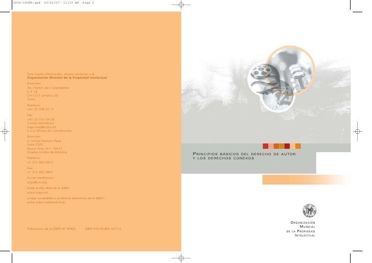 Propiedad Intelectual Documento Oficial
