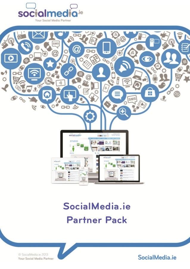SocialMedia.iePartner Pack