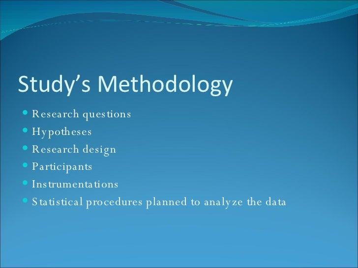 Apa style qualitative research proposal