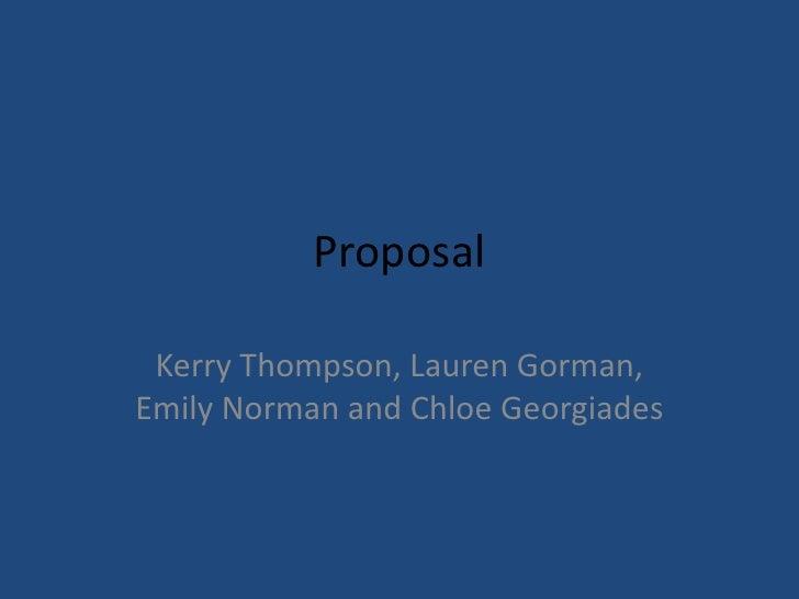 Proposal[1]
