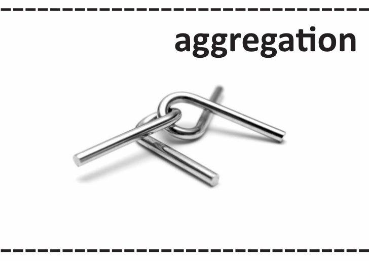 Aggregation Collaboration Proposal