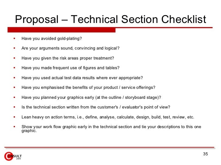 sample proposal checklist pictures to pin on pinterest pinsdaddy