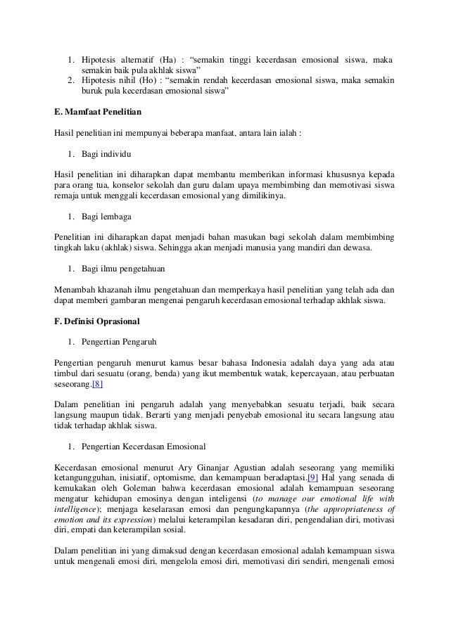Contoh Proposal Skripsi Manajemen Sdm Pengaruh Motivasi | Review ...