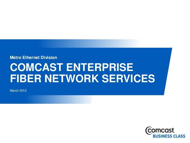 Comcast Enterprise Network Services