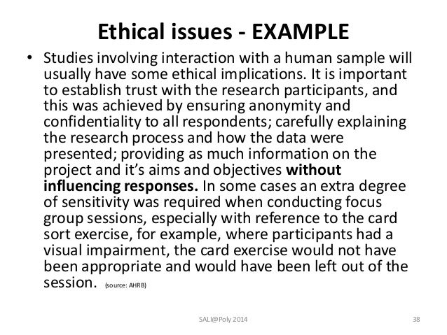 ethical considerations hampering psychologists abilities to Aggression as learned behavior  the considerations involved can be applied to  prevail when the individual's capacity for ethical.