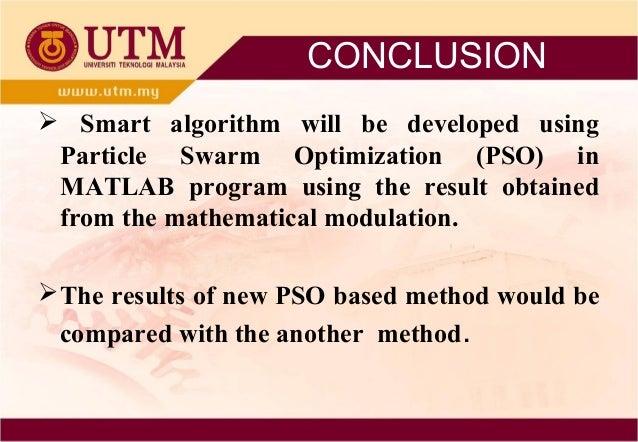particle swarm optimization matlab code pdf