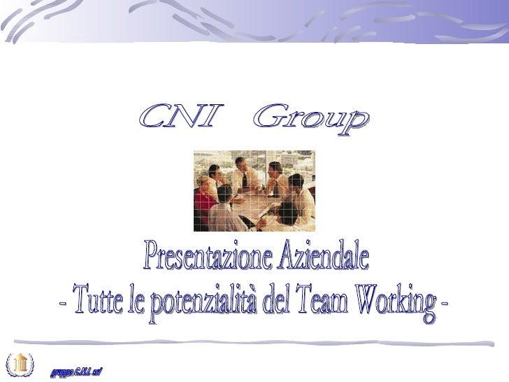"""Offerta CNI """"Full"""""""
