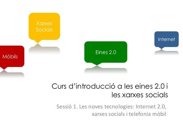 Xarxes         Socials                                                              Internet                              ...